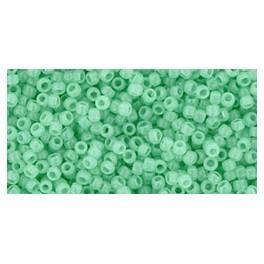 Koraliki TOHO perłowe 15