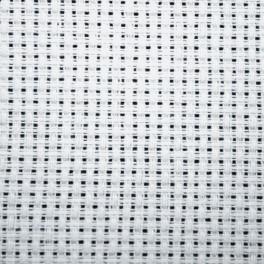 904-01 Kanevas AIDA - 40/10cm (10 ct) weiß