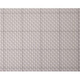 AC 8912-01 Karierter Aida-Stoff - 54/10cm (14 ct) elfenbeinfarbe
