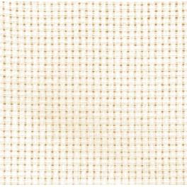 AR54-50100-03 AIDA 54/10cm (14 ct) - Bogen 50x100 cm ecru