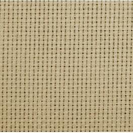 AIDA 54/10cm (14 ct) - Bogen 50x100 cm cappucino