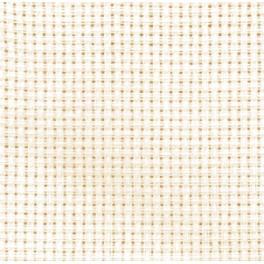 AIDA 64/10cm (16 ct) - bogen 40x50 cm ecru