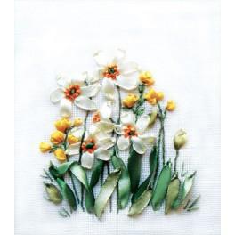 Bändchenset - Frühlingsblumen
