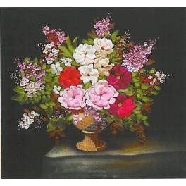 Zestaw wstążeczkowy - Bukier kwiatów