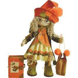 Puppen - Nähset