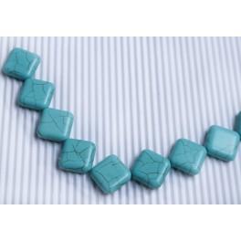 Turquoise Quadrate