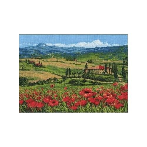 Stickpackung - Toskana