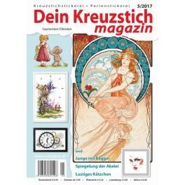 Dein Kreuzstich Magazin 5/2017