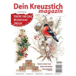 Dein Kreuzstich Magazin 1/2018