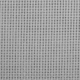 AIDA 64/10cm (16 ct) - Bogen 20x25 cm aschgrau
