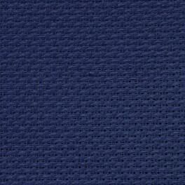 968-08 AIDA- 54/10cm (14 ct) dunkelblau