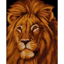 Zählmuster - Löwe