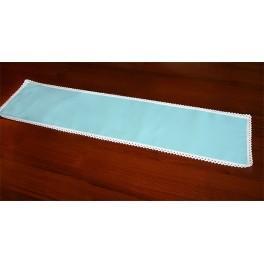 Tischläufer Aida 117x21 cm blau