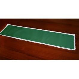 Tischläufer Aida 117x21 cm grün