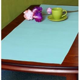 Tischläufer Aida 45x110 cm blau