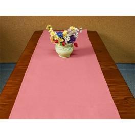 Tischläufer Aida 40x90 cm säuglingsrosa