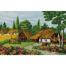 Gobelin - Sommerzeit