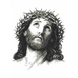Zahlmuster online - Jesus Christus