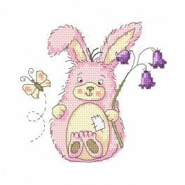 K 8731 Gobelin - Lustiger Hase