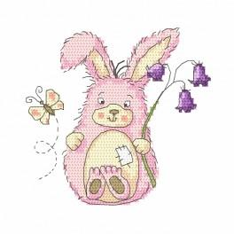 Z 8731 Stickpackung - Lustiger Hase
