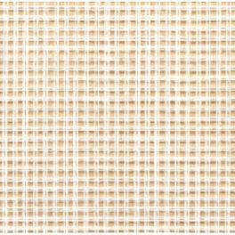 962 Kanevas verspannt Größe 44/10 cm - weiß