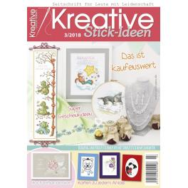 Kreative Stick-Ideen 3/2018