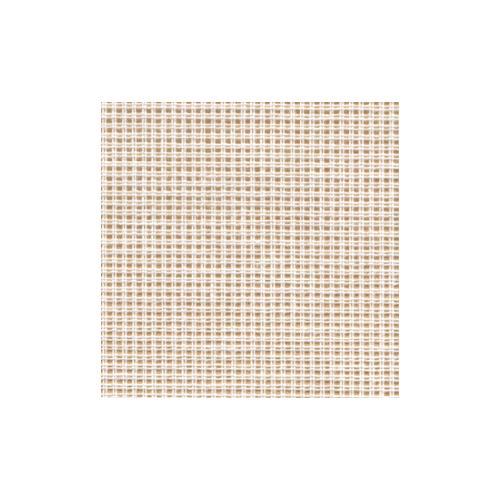 Kanevas verspannt Größe 60/10 cm - weiß