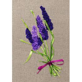 Bändchenset - Wohlriechender Lavendel