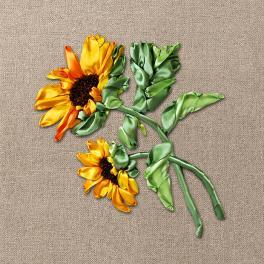 Bändchenset - Sonnenblumen