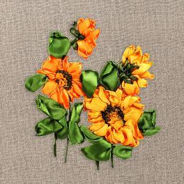 Bändchenset - Sonnenblumen II