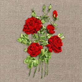 Bändchenset - Rosen