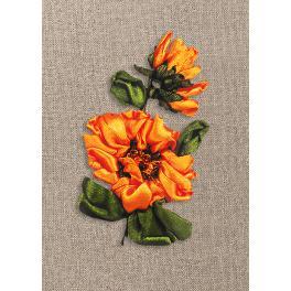 Bändchenset - Sonnenblume