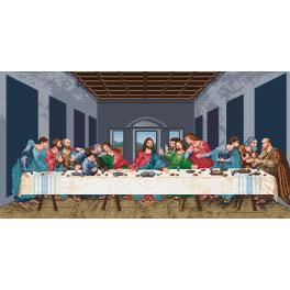Gobelin - Das letzte Abendmahl - L. da Vinci