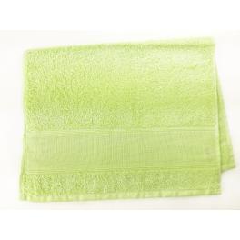 Frottierhandtücher zartgrün 40x60 cm