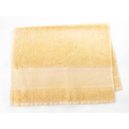 Frottierhandtücher gelb 40x60 cm