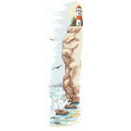 Zahlmuster online - Der Leuchtturm