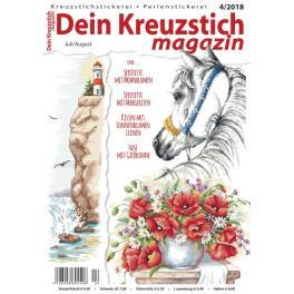 Dein Kreuzstich Magazin 4/2018