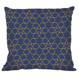 Stickpackung mit Kissenbezug - Marokkanisches Kissen III