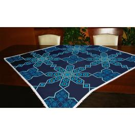 Stickpackung - Marokkanisches Tischdecke II