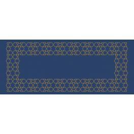 Zählmuster - Marokkanisches Tischläufer III