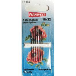 Sticknadeln- Nahwelt (18-22)