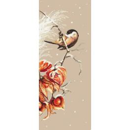 Zählmuster - Vogelparadies III