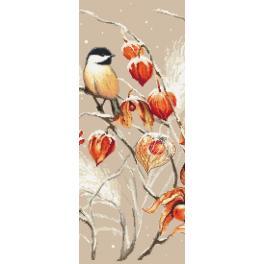 Zählmuster - Vogelparadies II