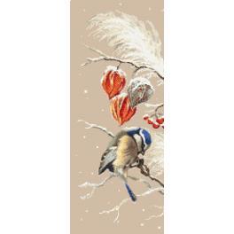 Zählmuster - Vogelparadies I