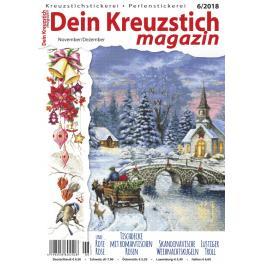 Dein Kreuzstich Magazin 6/2018