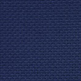 AR64-4050-08 AIDA 64/10cm (16 ct) - bogen 40x50 cm dunkelblau