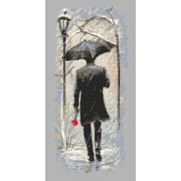 Zählmuster - Wintertreffen