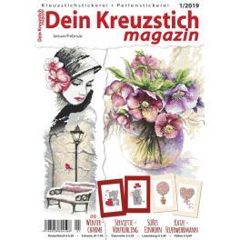 Dein Kreuzstich Magazin 1/2019