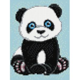 WD303 Diamond Painting Set - Kleiner Panda