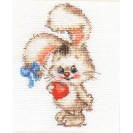Stickpackung - Für mein Kaninchen